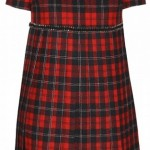 Saint Laurent Tartan Dress: Yay or Nay?
