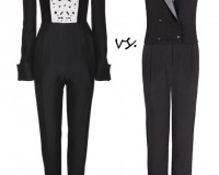 Steep vs.Cheap: The black jumpsuit