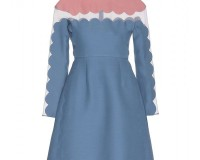 Valentino wool-crepe dress: Yay or Nay?