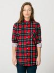 american-apparel-check-unisex-plaid-shirt
