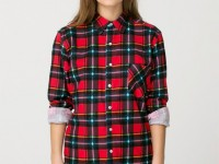 american-apparel-check-unisex-plaid-shirt