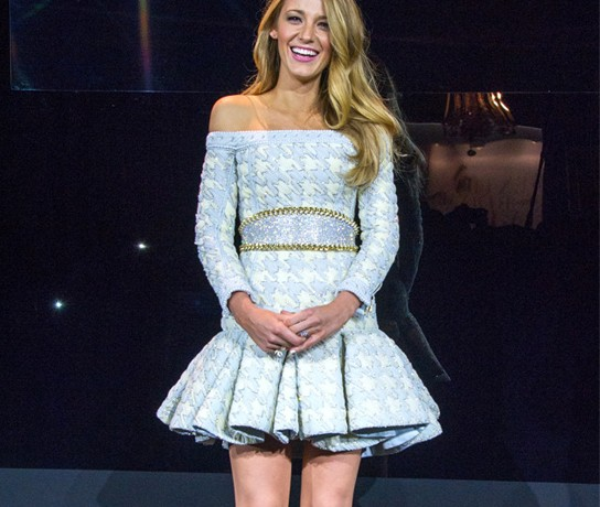 Blake Lively is the newest face of L'Oreal Paris!