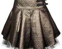 Lunchtime Buy: Boutique Talia Brocade pleated prom skirt