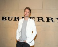 Burberry appoints Christopher Bailey as CEO