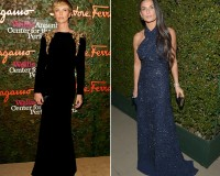 Charlize Theron and Demi Moore wow us at Beverly Hills party