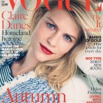 Claire Danes wears Louis Vuitton for British Vogue November issue