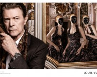 First Look: David Bowie for Louis Vuitton