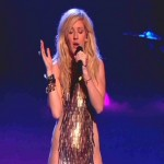 "Ellie Goulding ""doesn't care"" what you thought of her Julien Macdonald X Factor dress"