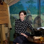 Erin O'Connor launches world's first personal shopping service at Heathrow Airport