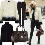 Get Fearne Cotton's Unreal Fur look