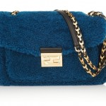Lunchtime Buy: Fendi B Baguette mini shearling bag