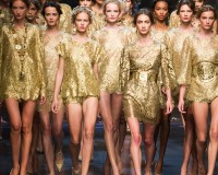 Is gold the new black?