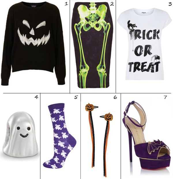 Halloween inspired pieces to get you into the spooky spirit