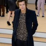 Harry Styles' Burberry shirt goes under the hammer for UNICEF