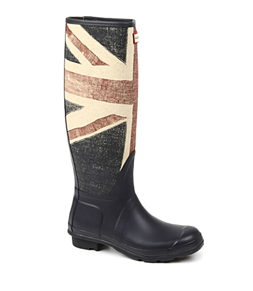 Lunchtime Buy: Hunter Original Brit wellies