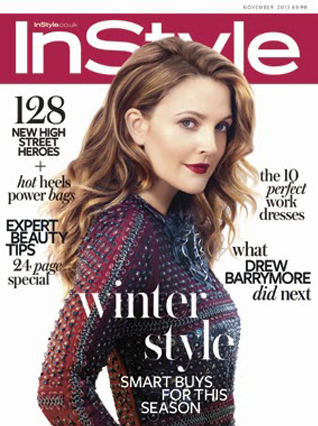 instyle-uk-november-drew-barrymore