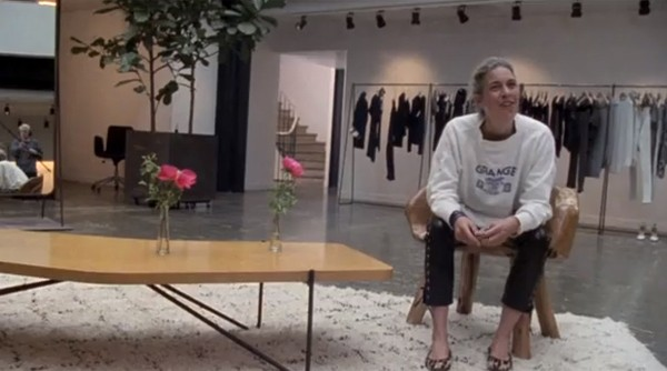 Watch Isabel Marant discuss her H&M collaboration
