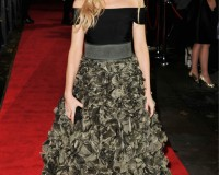 Downton Abbey's Joanne Froggatt turns heads in leafy John Rocha