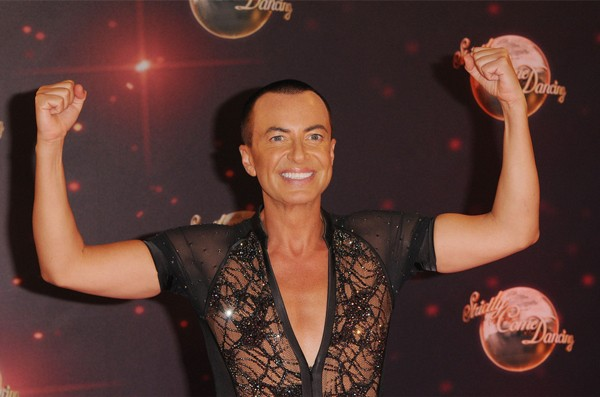 Julien Macdonald's next collection inspired by Strictly Come Dancing