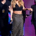 Mariah Carey divides opinion on the BET Black Girls Rock stage