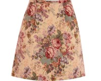 Lunchtime Buy: Oasis floral jacquard skirt