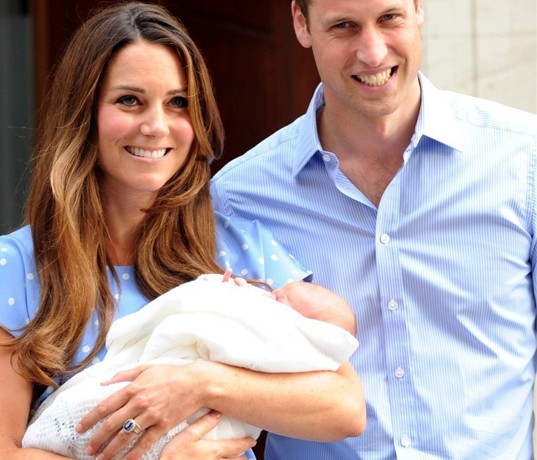 What will Prince George of Cambridge be wearing for his Christening?