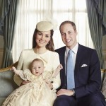 Prince George's official Christening pics released