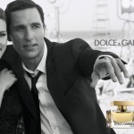 Scarlett Johansson and Matthew McConaughey for Dolce and Gabbana's The One