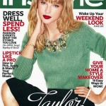 Taylor Swift is the green girl next door on InStyle US November cover