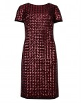 ted baker tabie sequin dress