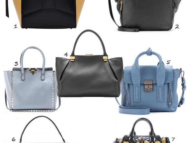 We heart trapeze totes! Here are seven of our favourites…