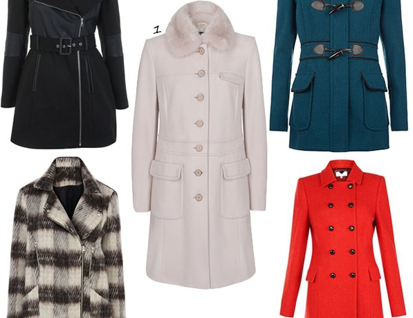 Wonderful winter coats for your wardrobe
