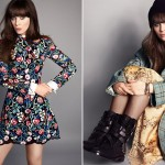 Zooey Deschanel fronts Marie Claire UK November issue