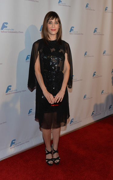 Lizzy Caplan is Worst Dressed of the Week in Reem Acra