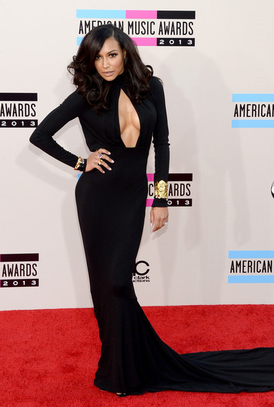 american music awards 2013 naya rivera