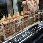 PETA hits out at Anya Hindmarch window display