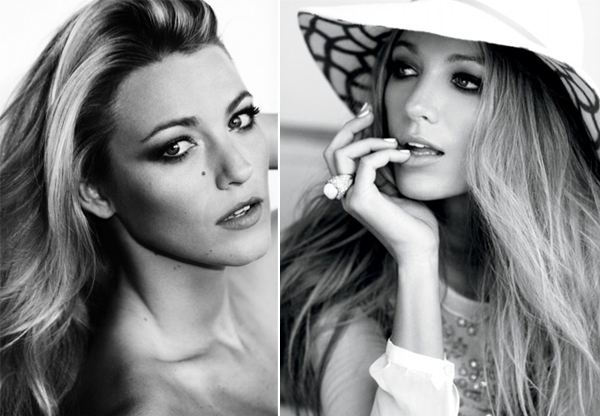 First look: Blake Lively for L'Oreal Paris