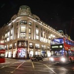 Who will be switching on the Regents Street Christmas lights this year?