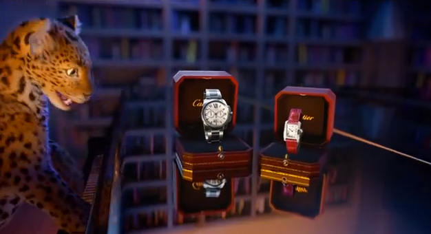 Cartier's new Christmas video is just as adorable as ever!