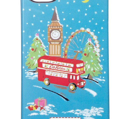 Gift of the Day: Cath Kidston Christmas iPhone 5 case