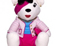 Joanna Lumley turns to Chanel and Lulu Guinness for Ab Fab Pudsey Bear