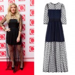 Get Ellie Goulding's ALICE by Temperley look