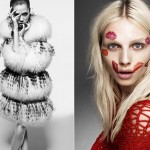 John Paul Pietrus shoots Andrej Pejic (among others) for Philippines aid