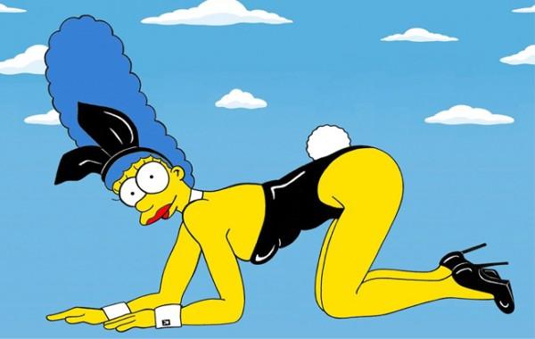 Marge Simpson recreates our favourite fashion icon moments