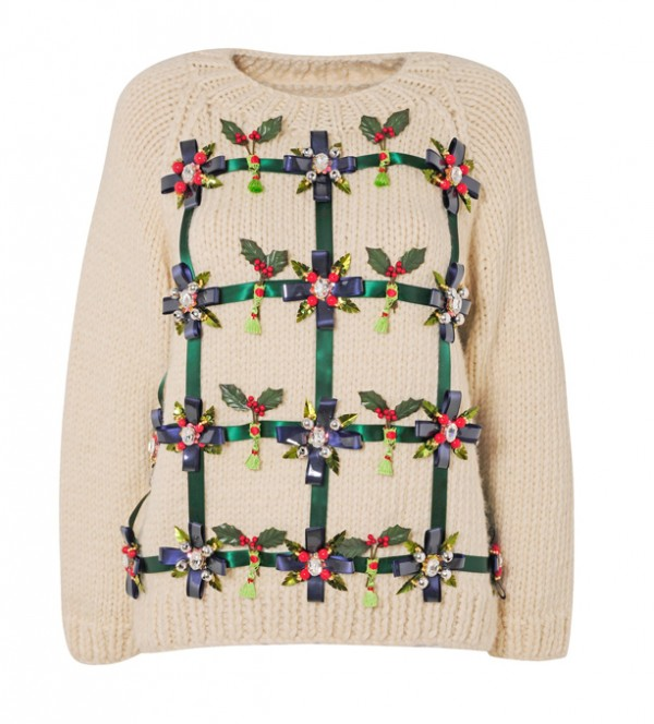 Get your hands on a designer Christmas jumper, help Save the Children