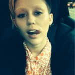 Miley Cyrus loses her eyebrows, Anna Wintour goes to a Kanye West concert, and Michelle Obama's fashion regret