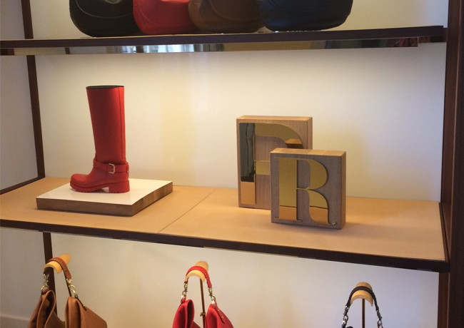 Highlights from the Mulberry spring/summer 2014 press day