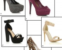 Five fab party heels!