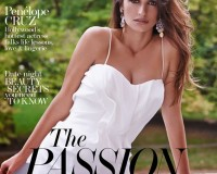 Penelope Cruz covers The Edit's latest issue in Sophia Kokosalaki