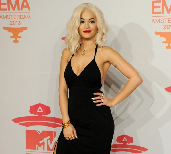 The 2013 MTV EMAs: Red carpet highlights